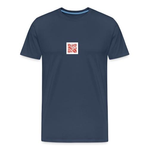 Unitag QRCode allumer le - T-shirt Premium Homme
