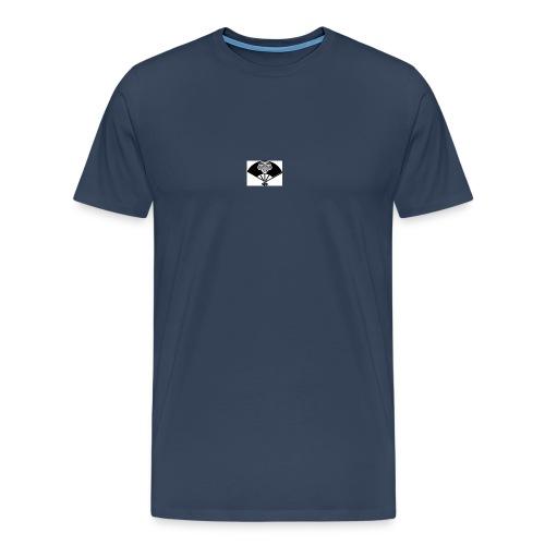 0578 - T-shirt Premium Homme