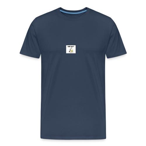 chefnaht schnecke - Männer Premium T-Shirt