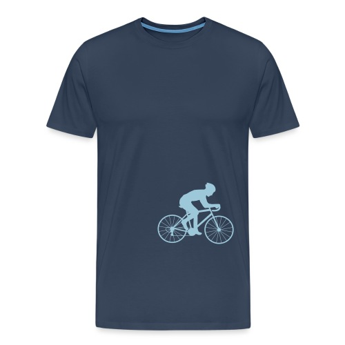 Rennrad Fahrer - Männer Premium T-Shirt