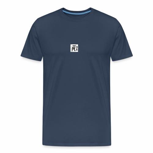 LOGO-TIM HUBER - Männer Premium T-Shirt