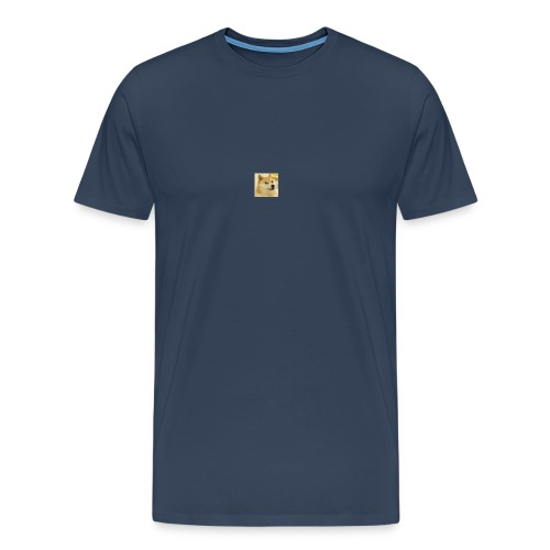 tiny dog - Men's Premium T-Shirt