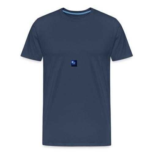 The Gaming With Rowan channel logo - Men's Premium T-Shirt