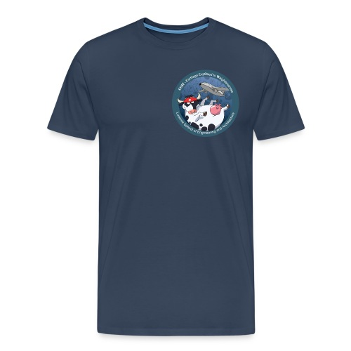 COW Logo - Men's Premium T-Shirt