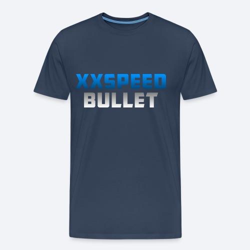 test middel png - Mannen Premium T-shirt