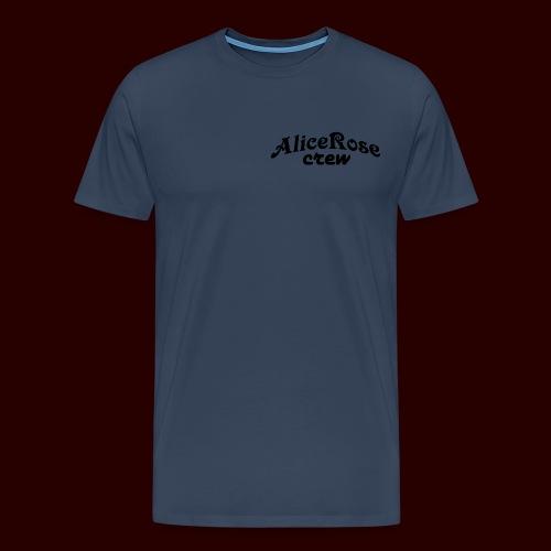 Crew Black - Men's Premium T-Shirt
