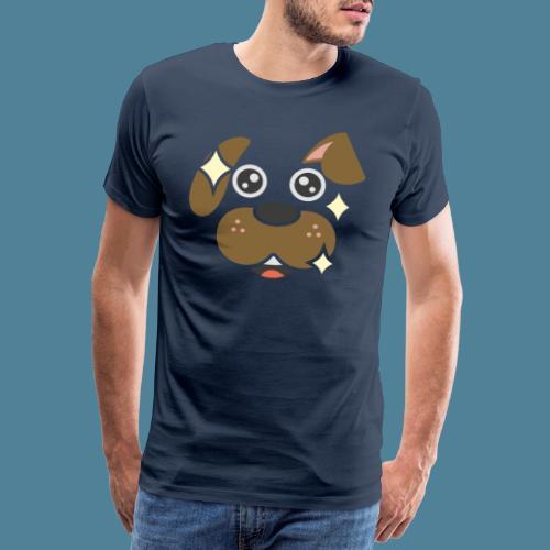 bruno - Männer Premium T-Shirt