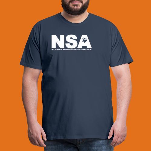 nsa new - Men's Premium T-Shirt