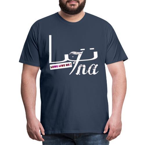 LONG LIVE US - T-shirt Premium Homme
