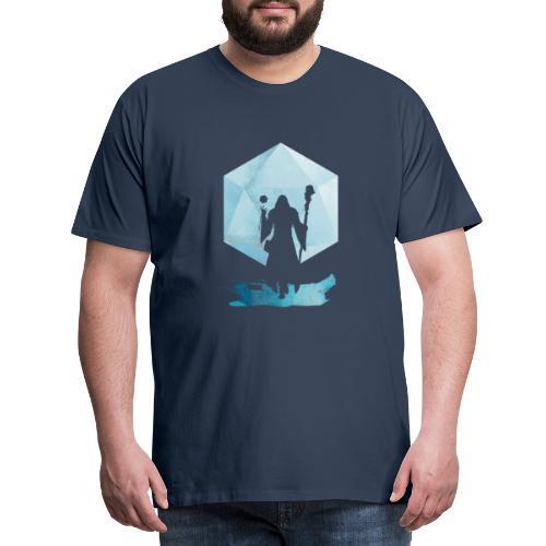 Mage légendaire - Donjons et Dragons d20 - T-shirt Premium Homme