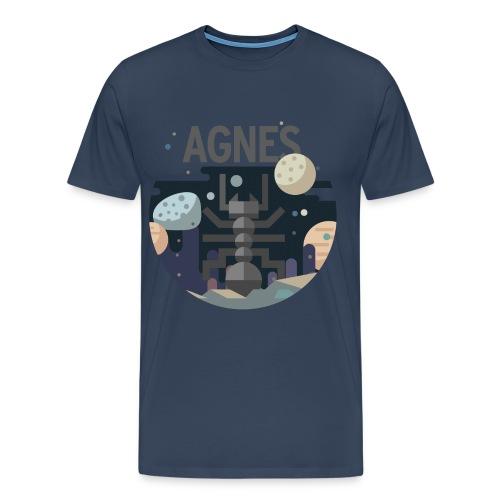 agnes 2 - Männer Premium T-Shirt