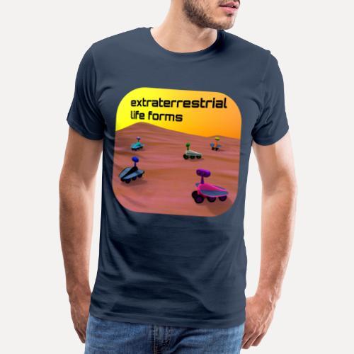 Leben auf dem Mars - Men's Premium T-Shirt