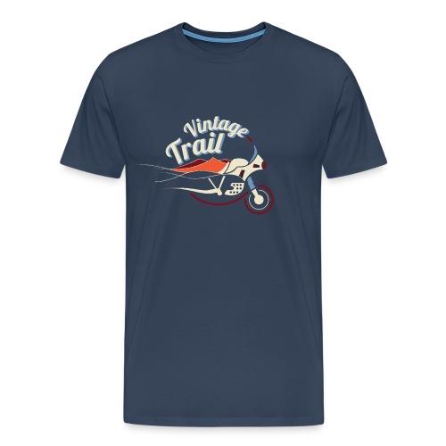 Tee Shirt Homme Vintage classic - T-shirt Premium Homme