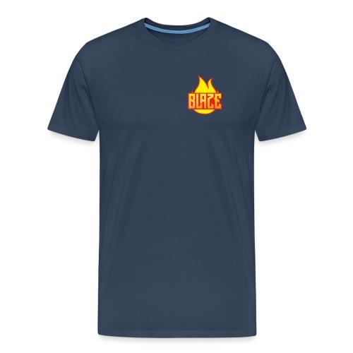 Blaze Men Shirts Online - Miesten premium t-paita
