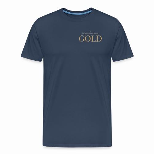 Schtephinie Evardson: Ultra Premium Gold Edition - Men's Premium T-Shirt