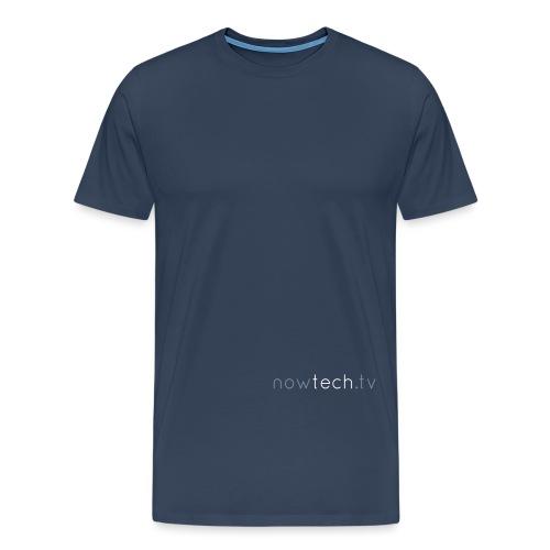 Titre nowtechTV - T-shirt Premium Homme