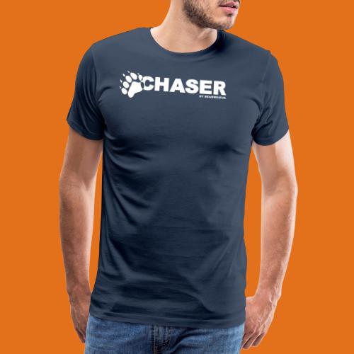chaser by bearwear new - Men's Premium T-Shirt
