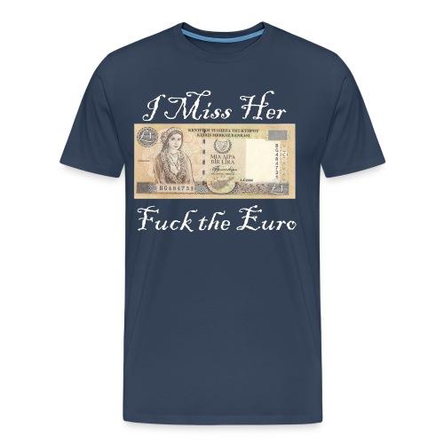 lira - Men's Premium T-Shirt