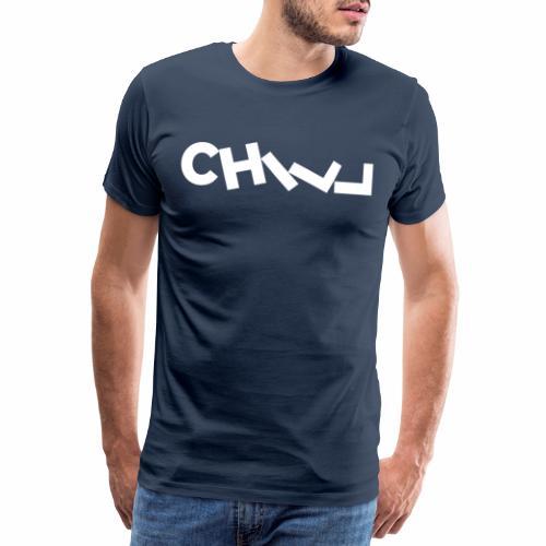 CHILL, RELAX - Men's Premium T-Shirt