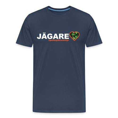 jtshirt png - Premium-T-shirt herr
