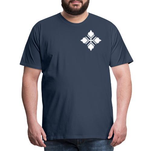 Konty logo - Miesten premium t-paita