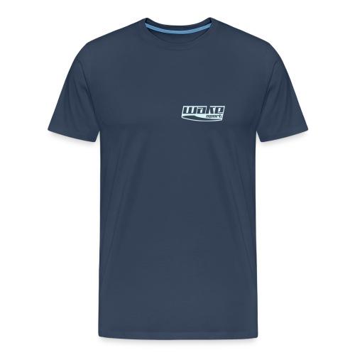 wakesportlogo - Männer Premium T-Shirt