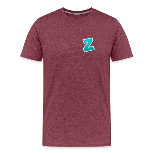 Z3RVO Logo! - Men's Premium T-Shirt