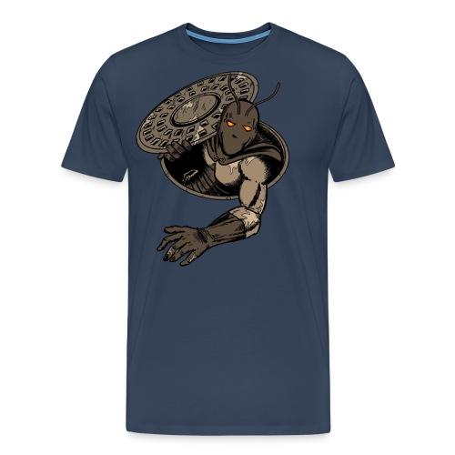 kakerlak shirt png - Männer Premium T-Shirt