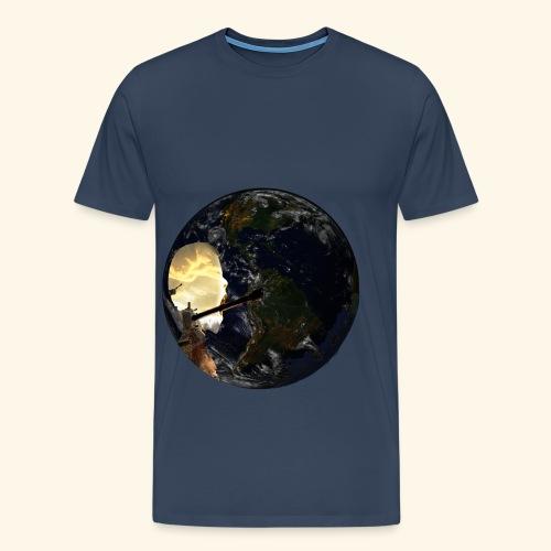 Fighty - Männer Premium T-Shirt