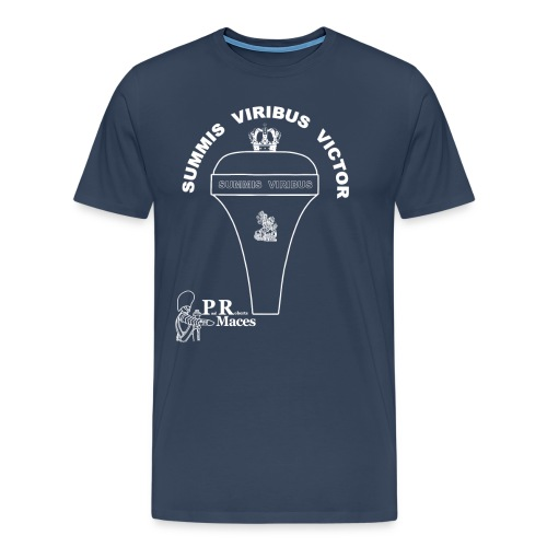 PR NL cavalerie - Mannen Premium T-shirt