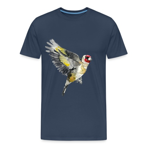 6 - Koszulka męska Premium