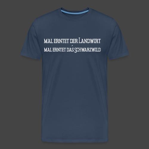 Erntezeit - Männer Premium T-Shirt