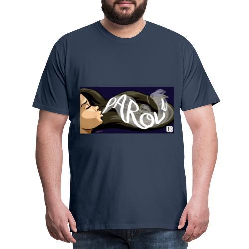 Parole - Maglietta Premium da uomo