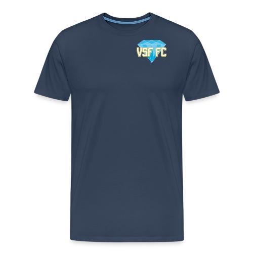 VSF Logo - Premium T-skjorte for menn
