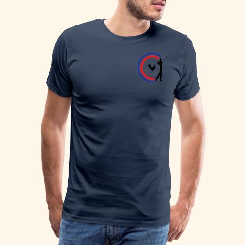 Le Golfeur Français - T-shirt Premium Homme