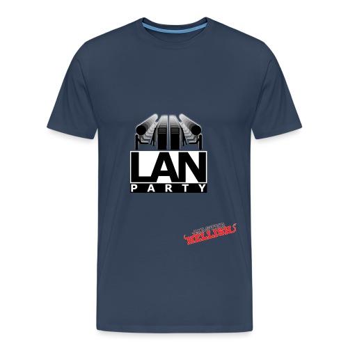 bannerV2 1wtrans png - Men's Premium T-Shirt