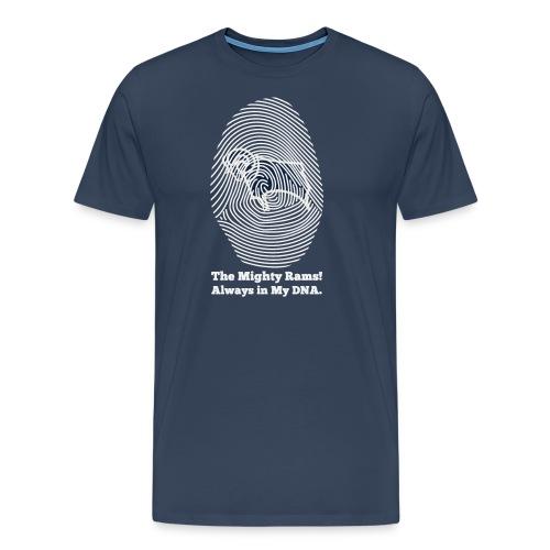 The Mighty Rams - Men's Premium T-Shirt
