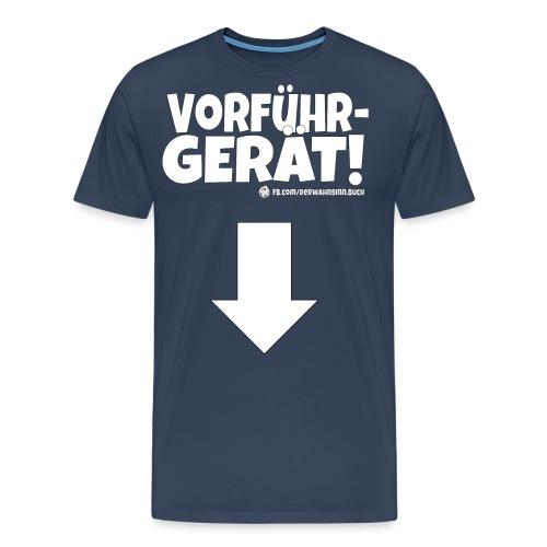 Shirt Vorführgerät png - Männer Premium T-Shirt