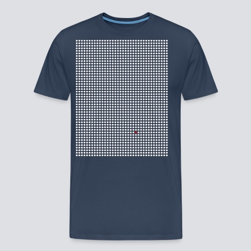 Red Dot - Men's Premium T-Shirt