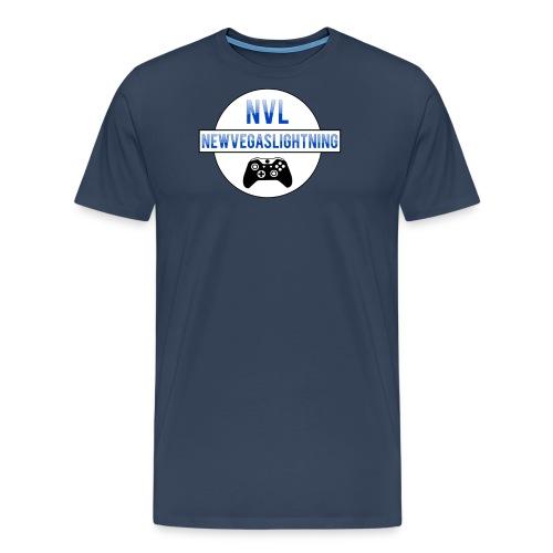 NewVegasLightning Logo - Men's Premium T-Shirt