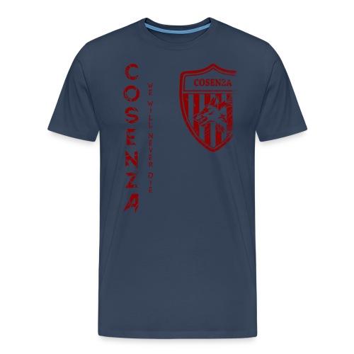 Maglia Cosenza 1 - Maglietta Premium da uomo