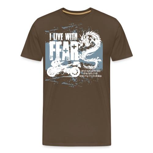 Kabes Fear T-Shirt - Men's Premium T-Shirt