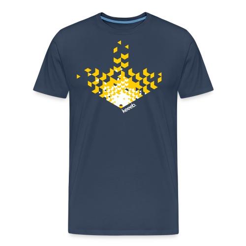 unity-navi - Männer Premium T-Shirt