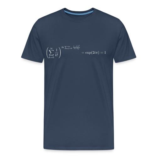 KeepItSimple png - Männer Premium T-Shirt