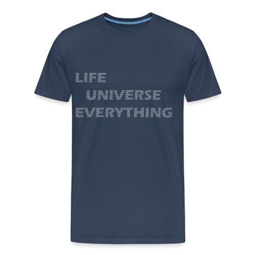 fourtytwo - Men's Premium T-Shirt