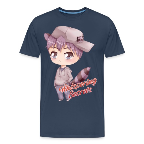 Zero whitout outline - Männer Premium T-Shirt