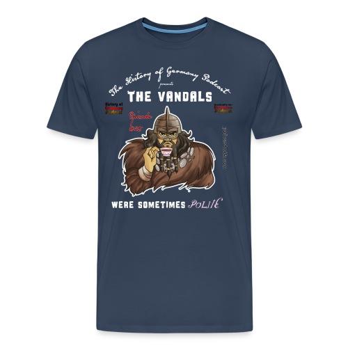 Polite Vandals - Men's Premium T-Shirt