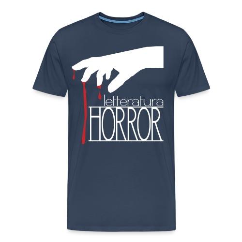 T-Shirt LetteraturaHorror.it donna - Maglietta Premium da uomo