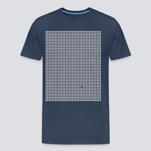 Red Dot - Men's Premium T-Shirt