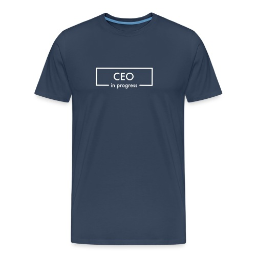 ceo in progress - Männer Premium T-Shirt